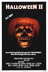Halloween II (1981, USA) movie poster