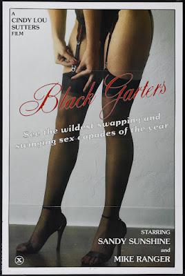 Black Garters (1981, USA) movie poster