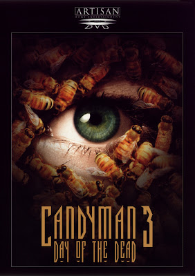 Candyman 3: Day of the Dead (1999, USA) movie poster