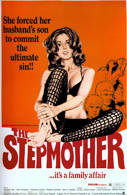 The Stepmother (1972, USA) movie poster