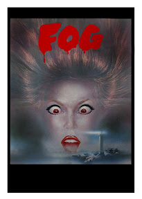 The Fog (1980, USA) poster art