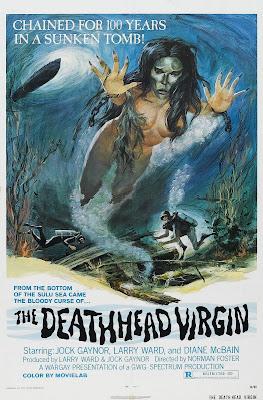 The Deathhead Virgin (1974, USA / Philippines) movie poster