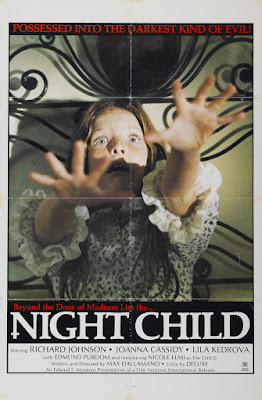 The Night Child (Il Medaglione insanguinato / The Cursed Medallion) (1975, Italy) movie poster