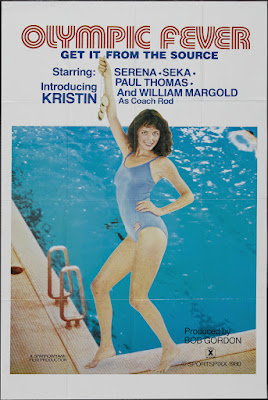 Olympic Fever (1979, USA) movie poster