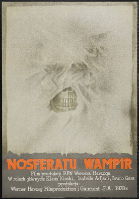 Nosferatu the Vampyre (Nosferatu: Phantom der Nacht) (1979, Germany / France) Polish poster