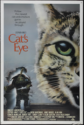Cat's Eye (1985, USA) movie poster