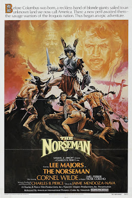 The Norseman (1978, USA) movie poster
