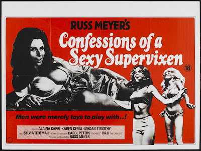 Good Morning... and Goodbye! (aka Confessions of a Sexy Supervixen) (1967, USA) movie poster