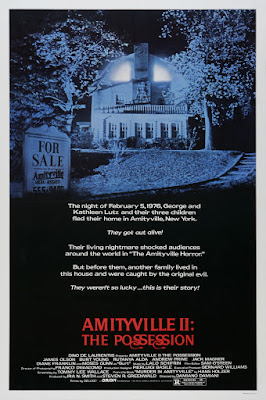 Amityville II: The Possession (1982, USA / Mexico) movie poster