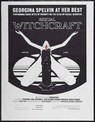 High Priestess of Sexual Witchcraft (1973, USA) movie poster