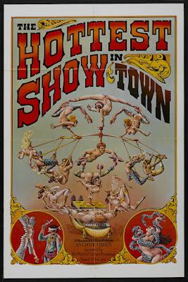 The Hottest Show in Town (Sex-cirkusse) (1973, Denmark / Switzerland) movie poster
