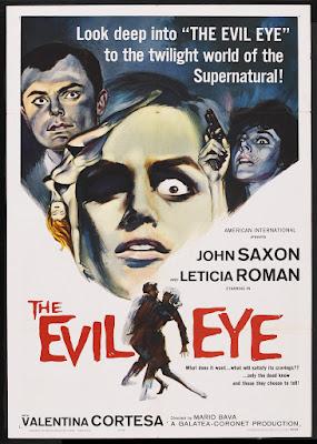 The Girl Who Knew Too Much (La Ragazza che sapeva troppo, aka The Evil Eye) (1963, Italy) movie poster