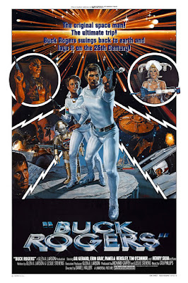 Buck Rogers in the 25th Century (1979, USA) movie poster