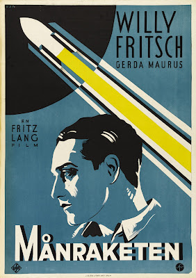 Woman in the Moon (Frau im Mond) (1929, Germany) movie poster