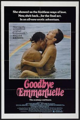 Good-bye, Emmanuelle (Emmanuelle 3) (1977, France) movie poster