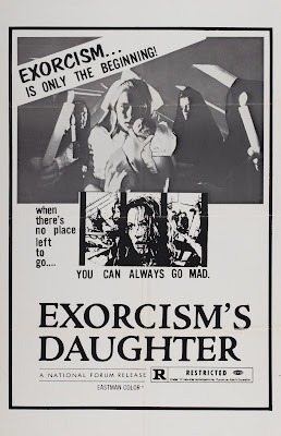 House of Insane Women (Las Melancolicas, aka Exorcism's Daughter) (1971, Spain) movie poster