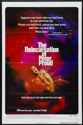 The Reincarnation of Peter Proud (1975, USA) movie poster