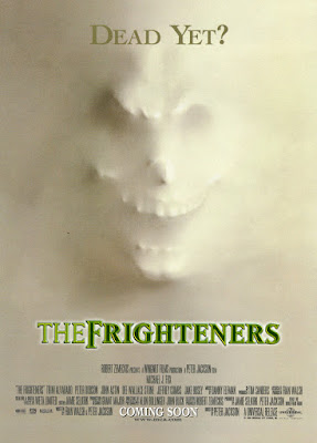 The Frighteners (1996, USA / New Zealand) movie poster