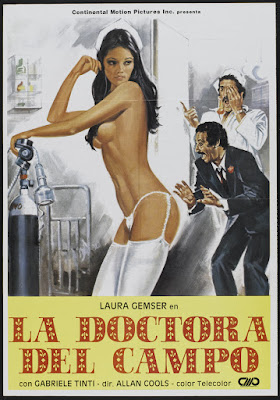 Country Nurse (L'Infermiera di campagna, aka Emanuelle in the Country) (1978, Italy) Spanish poster
