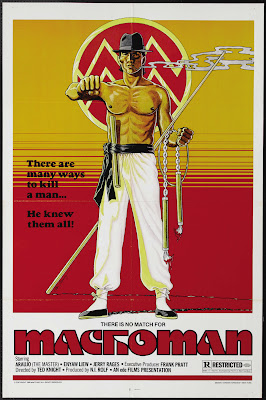 Machoman (1980, Philippines) movie poster
