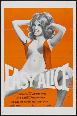 Easy Alice (1976, USA) movie poster