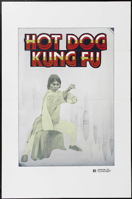 Hot Dog Kung Fu (Wen da, aka Writing Kung Fu) (1979, Hong Kong) movie poster