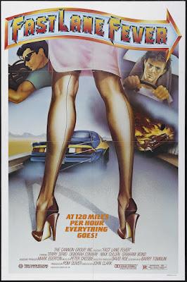 Fast Lane Fever (aka Running on Empty) (1982, Australia) movie poster
