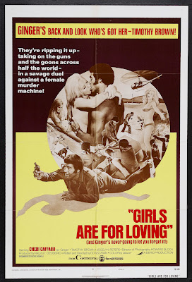 Girls Are for Loving (1973, USA) movie poster