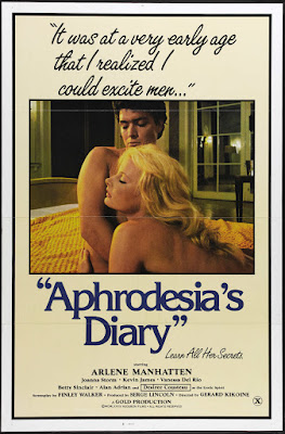 Aphrodesia's Diary (1984, USA) movie poster