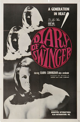 Diary of a Swinger (1967, USA) movie poster