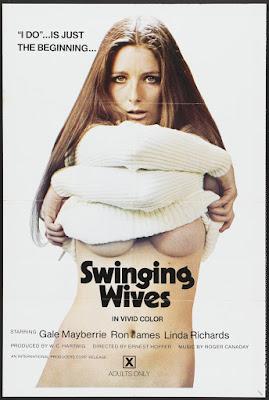 The New Hot Report: What Men Don't Think Is Possible (Der Neue heiße Sex-Report: Was Männer nicht für möglich halten, aka Swinging Wives) (1971, Germany) movie poster