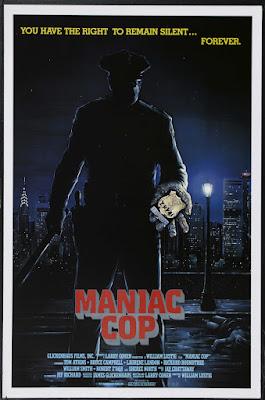 Maniac Cop (1988, USA) movie poster