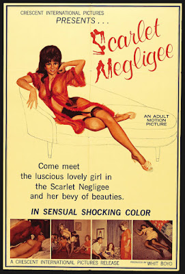 Scarlet Négligée (1968, USA) movie poster