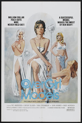 Cover Girl Models (1975, USA) movie poster