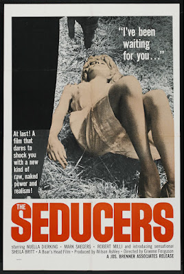 The Seducers (1962, USA) movie poster