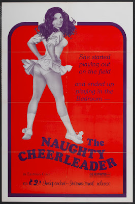 The Naughty Cheerleader (Mir hat es immer Spaß gemacht / I Always Did It for Fun) (1970, Germany) movie poster