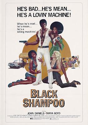 Black Shampoo (1976, USA) movie poster