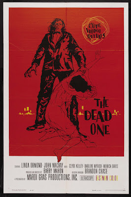 The Dead One (aka Blood of the Zombie) (1961, USA) movie poster