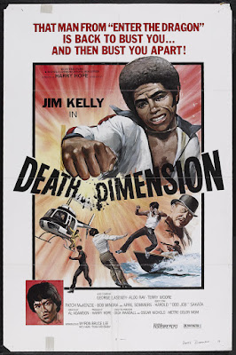 Death Dimension (1978, USA) movie poster