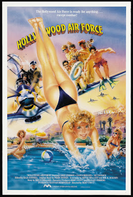 Hollywood Air Force (aka Weekend Warriors) (1986, USA) movie poster
