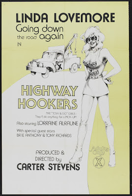 Highway Hookers (1976, USA) movie poster