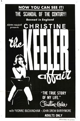 The Christine Keeler Affair (aka The Keeler Affair) (1963, UK / Denmark) movie poster