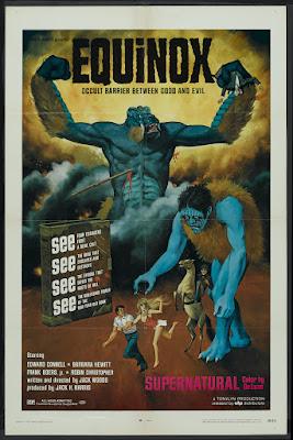 Equinox (1970, USA) movie poster