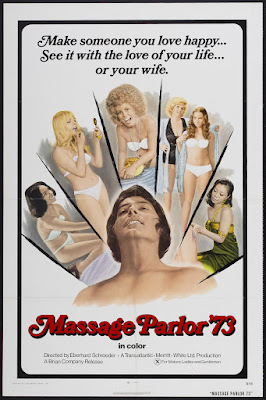 Massage Parlor (Massagesalon der jungen Mädchen) (1972, Germany) movie poster