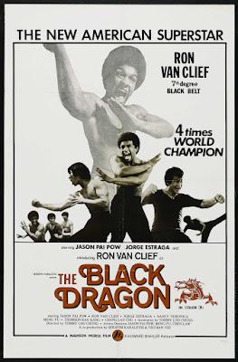 Black Dragon (Xia nan yang / Tough Guy) (1974, Hong Kong) movie poster