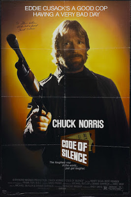 Code of Silence (1985, USA) movie poster