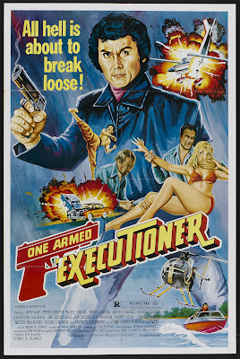 The One Armed Executioner (1983, Philippines) movie poster