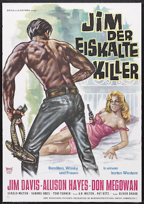 A Lust to Kill (1959, USA) movie poster