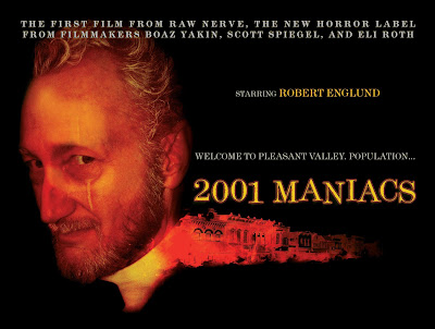 2001 Maniacs (2005, USA) movie poster