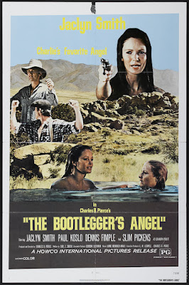 Bootleggers' Angel (aka Bootleggers) (1974, USA) movie poster
